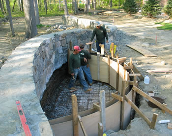 Landscape design and installation in Westchester NY