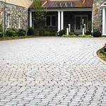 Permeable driveway - landscape drainage, chappaqua ny