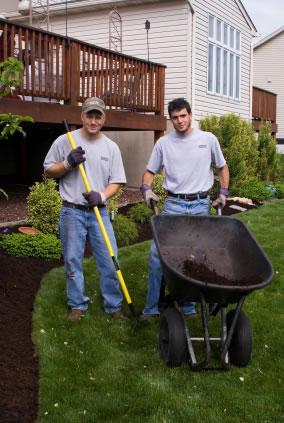 Landscape maintenance Chappaqua NY.
