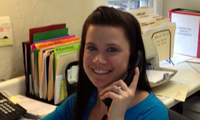 Laura Kiesbye - Arborscape Office Manager